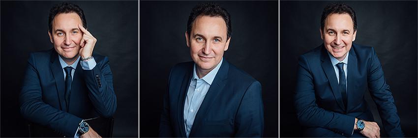 Portrait dirigeant - photographe professionnel paris