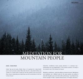 Mountain Life Magazine