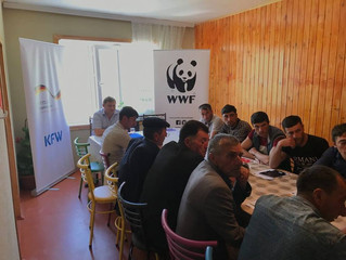 AZERBAIJAN | Wildlife Management Workshop in the Khinaliq and Galaxudat Communities