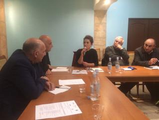 ARMENIA | Stakeholder Workshop in Vayots Dzor Region