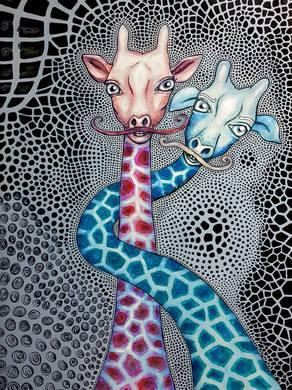 Giraffene