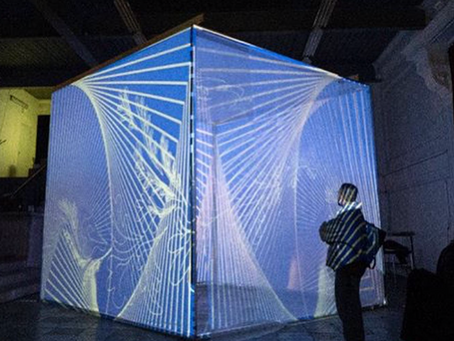 INTERACTIV & THE IMMERSIVE CUBE