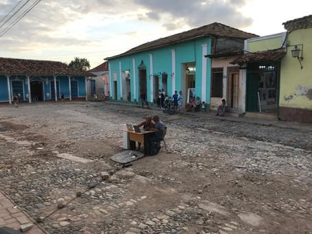 Trinidad, Cuba - Galeria El Payaso