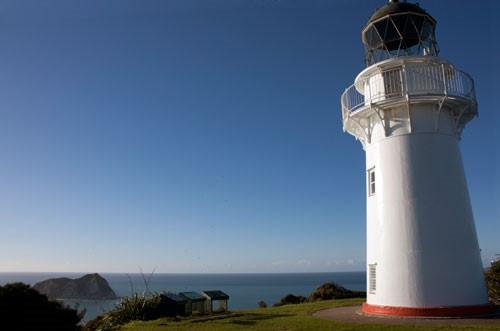East Cape Light house