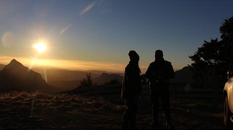 Mt Hikurangi Sunrise tours