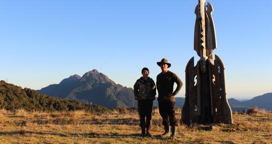 Mt Hikurangi tour