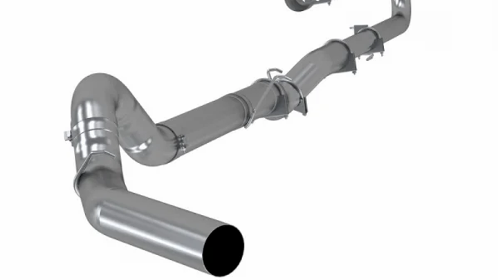 """2001-2007 Duramax MBRP 5"""" SLM SERIES DOWNPIPE-BACK EXHAUST SYSTEM"""