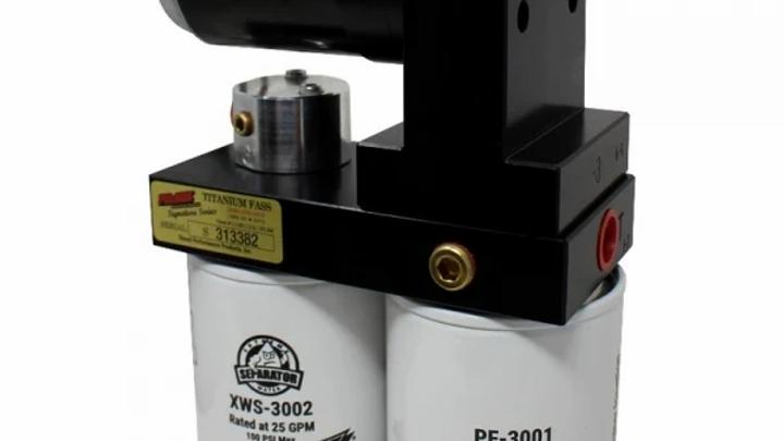 FASS Titanium Signature Series 165G