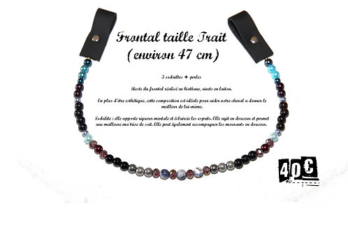 FRONTAL Disponible - taille trait