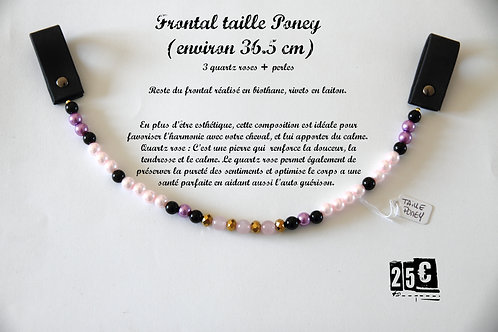 FRONTAL Disponible - taille Poney