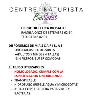 Centre Naturista BioSalut