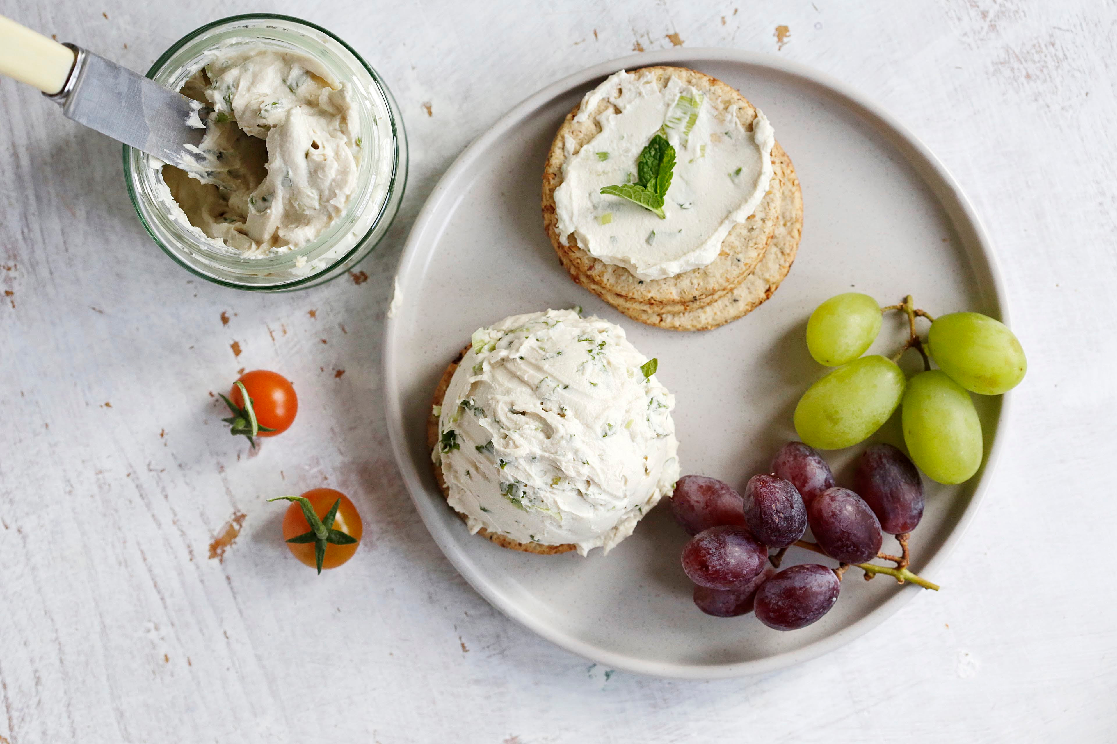 Introduction to Nut Cheese
