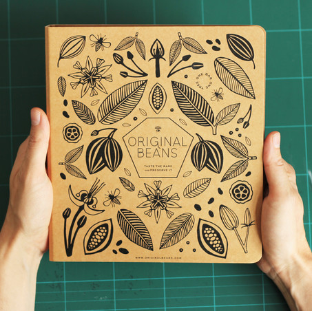 Original Beans Recipe Book