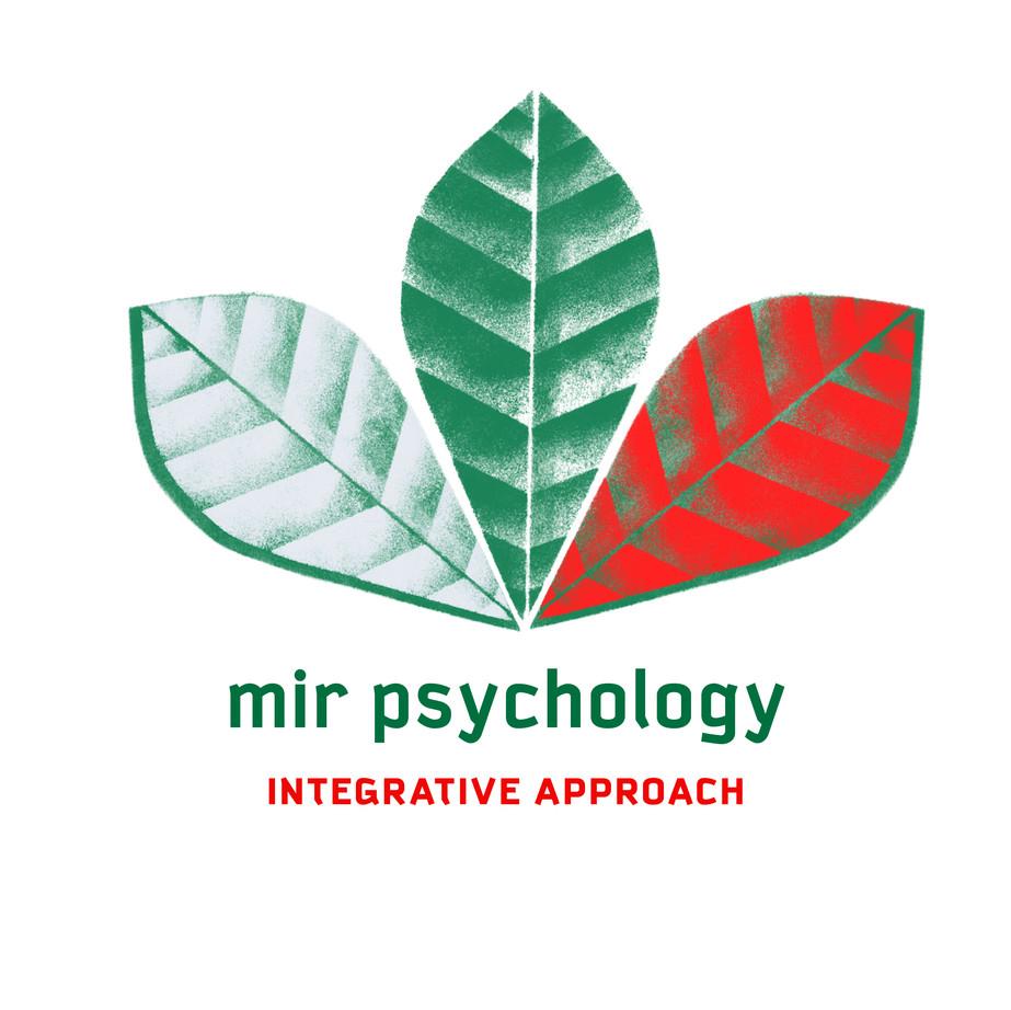 MIR Psychology logo