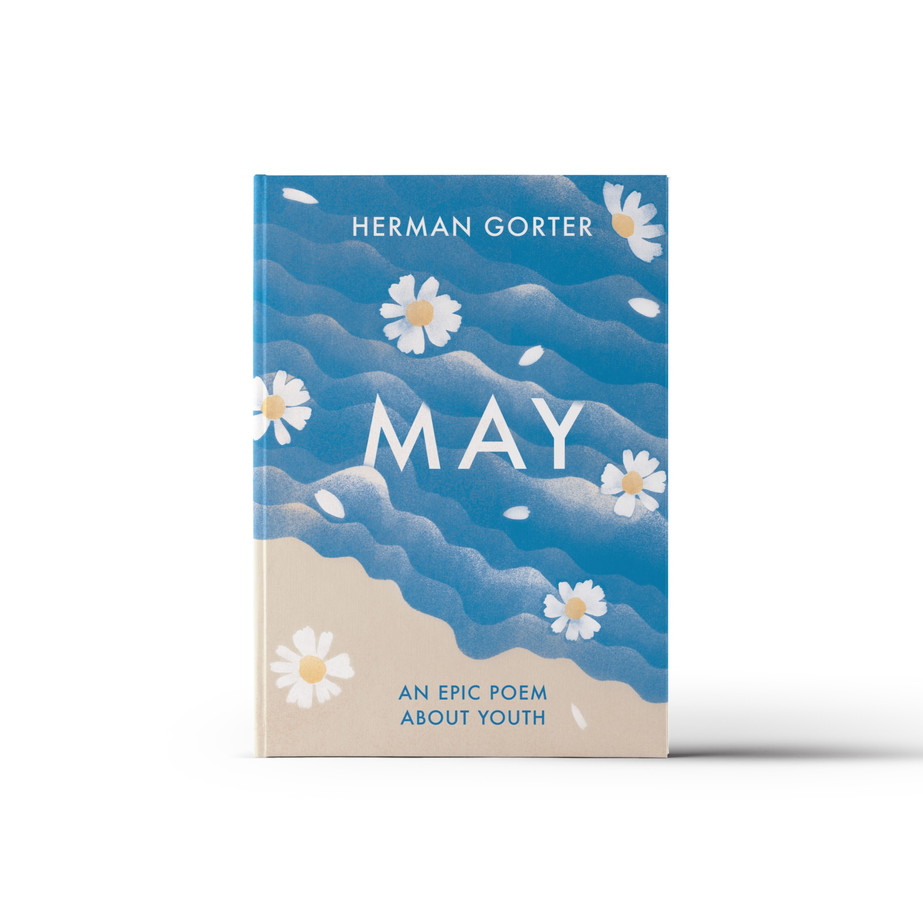 MAY: book cover design and illustration