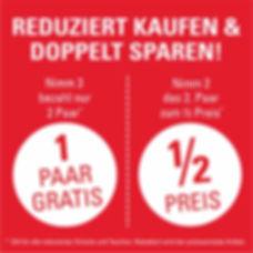 Kauf 3 Zahl 2 - Schuh Schweizer - post S