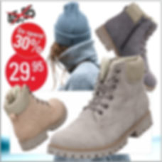 Damen Winterstiefel Warmfutter 30% - KW5