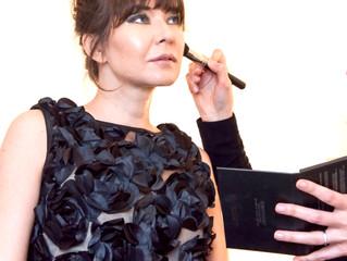 Step By Step Makeup Application on Sasha Maks Vintage