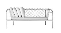 Clubland Outdoor sofa for Driade