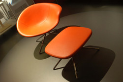Tipto armchair for Driade