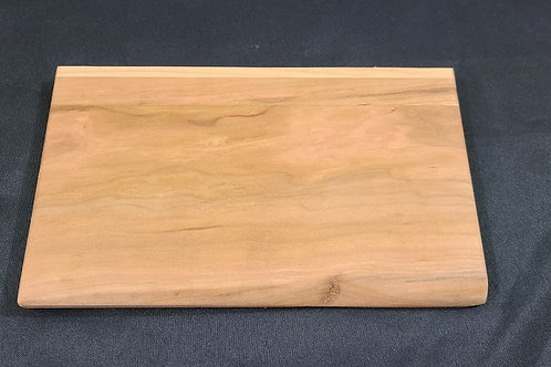 Small cutting board with live edge