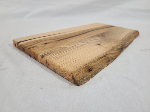 Live Edge Pecan Cutting Board