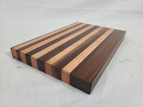Walnut and Maple Cutting Board #1