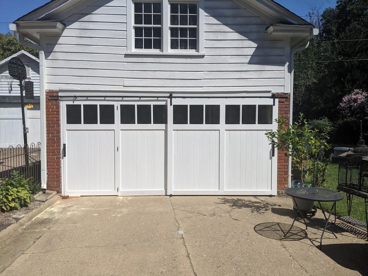 Custom Carriage Doors