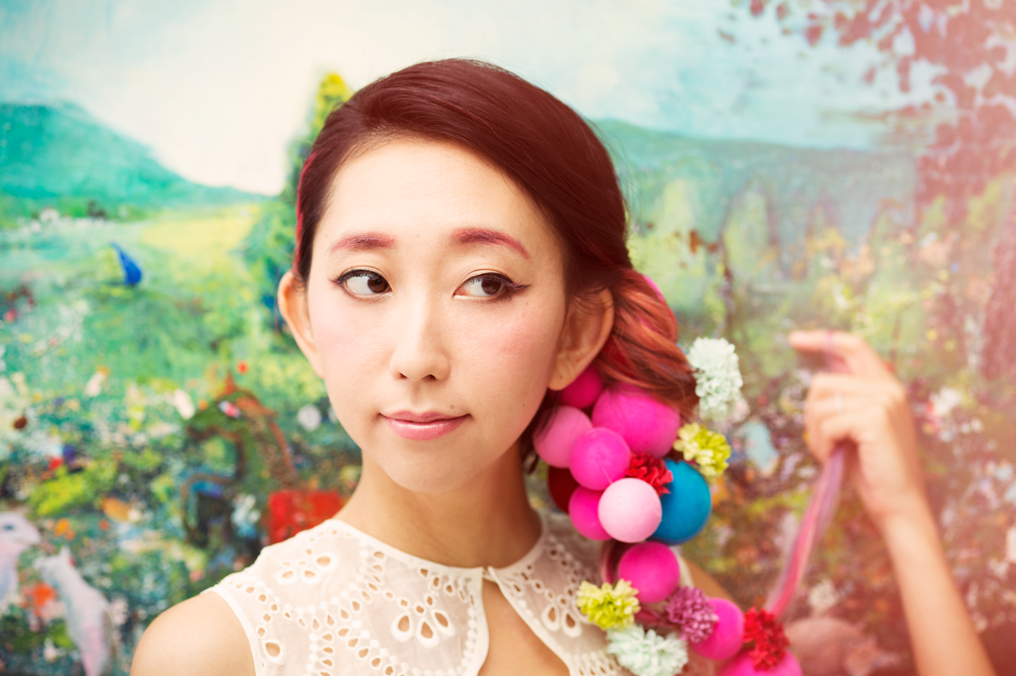 Rie-fu artist photo