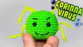 Häkle den #CorinnaVirus, starten Wir eine Epidemie