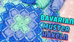 Bavarian Muster häkeln