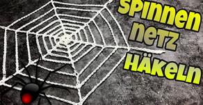 Spinnennetz  Häkeln | Schnell | Einfach | Deko