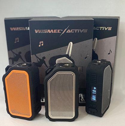 WISMEC ATIVE 80W VAPE MOD W/BLUETOOTH SPEAKER