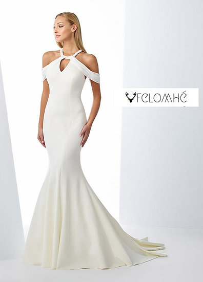 Minimalist collection Gown no 9