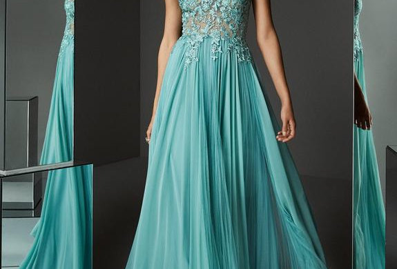 Sierra Collection Gown no 1