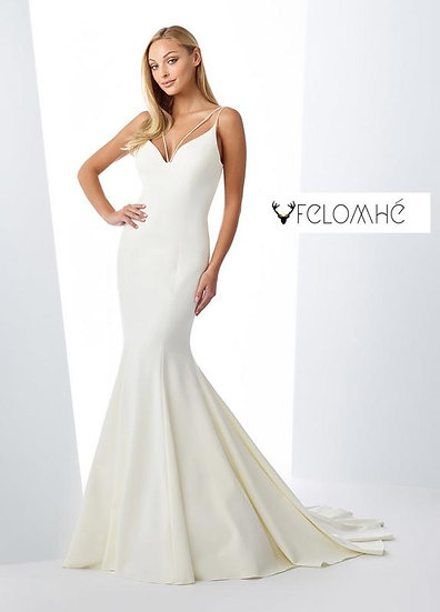 Minimalist collection Gown no 10