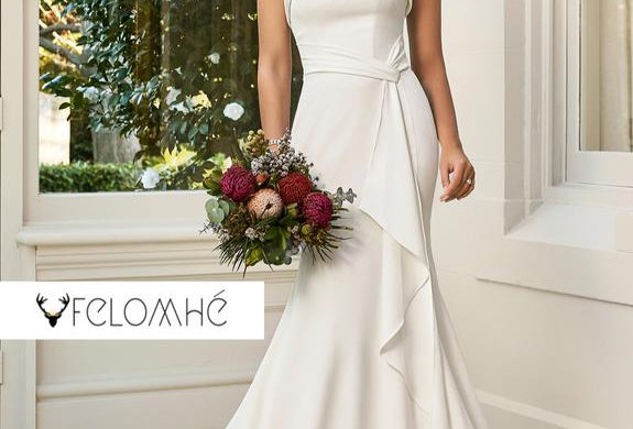 Minimalist collection Gown no 14