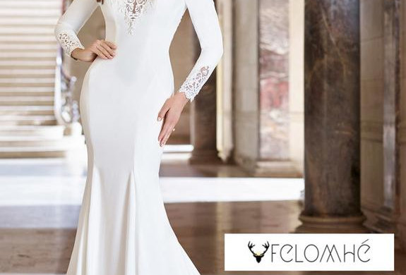 Minimalist collection Gown no 12