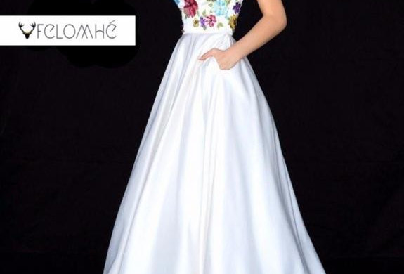 Reminiscent Collection Gown no 8