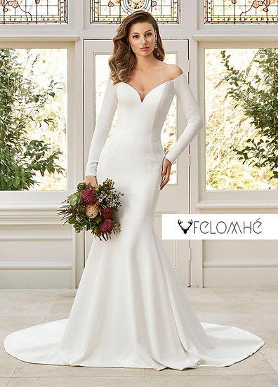 Minimalist collection Gown no 16