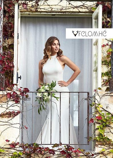 Minimalist collection Gown no 17