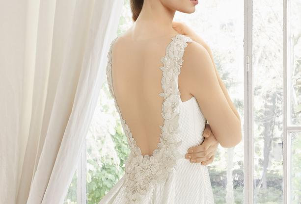 Bejewelled collection Gown no 5