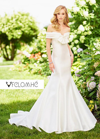 Minimalist collection Gown no 5