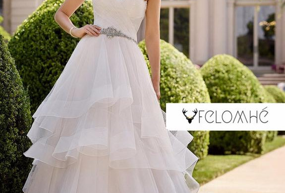 Minimalist collection Gown no 6