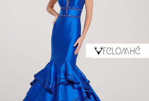Red Carpet collection Gown no 1