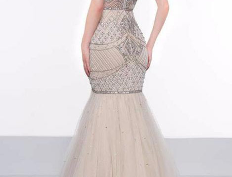 Reception gown Gown no 34