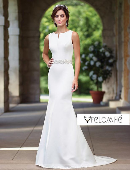 Bejewelled collection Gown no 7