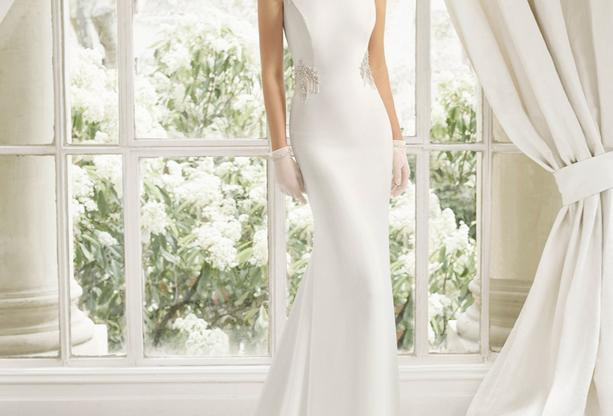 Bejewelled collection Gown no 4