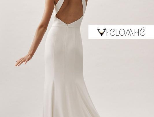 Minimalist collection Gown no 3