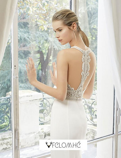 Bejewelled collection Gown no 3